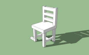 Simple chair ver 2